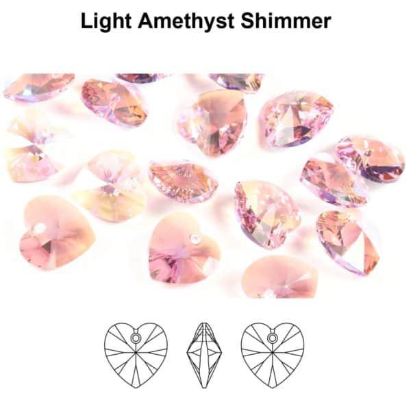 CS-7Amethyst-HLight Amethyst Shimmer